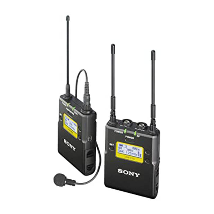 Sony UWP-D Wireless Mics